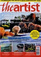 Artist Magazine Issue APR 21