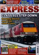 Rail Express Magazine Issue MAR 21