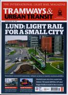 Tramways And Urban Transit Magazine Issue MAR 21