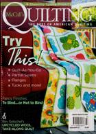 Quick Quilts Magazine Issue MAR-APR