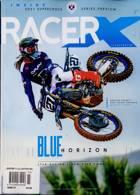 Racer X Illustrated Magazine Issue MAR 21