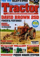Tractor Farming Heritage  Magazine Issue APR 21