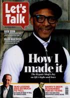 Lets Talk Magazine Issue JUN 21