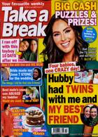 Take A Break Magazine Issue NO 14