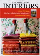 World Of Interiors Magazine Issue MAY 21