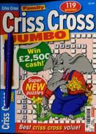 Family Criss Cross Jumbo Magazine Issue NO 97