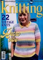 Knitting Magazine Issue KM216