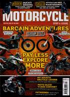 Motorcycle Sport & Leisure Magazine Issue APR 21