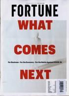 Fortune Magazine Issue FEB=MAR 21