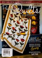 Primitive Quilts Magazine Issue SPRING