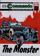 Commando Silver Collection Magazine Issue NO 5418