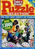 Take A Break Puzzle Select Magazine Issue NO 4