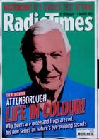 Radio Times London Edition Magazine Issue 27/02/2021