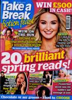 Take A Break Fiction Feast Magazine Issue MAY 21
