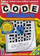 Take A Break Codebreakers Magazine Issue NO 4