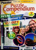 Puzzler Q Puzzler Compendium Magazine Issue NO 347