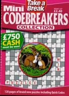 Tab Mini Codebreakers Coll Magazine Issue NO 127