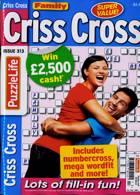Family Criss Cross Magazine Issue NO 313