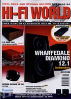 Hi Fi World & Comp Audio Magazine Issue APR 21