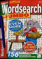 Family Wordsearch Jumbo Magazine Issue NO 316
