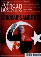 African Business Magazine Issue MAR 21