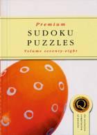 Premium Sudoku Puzzles Magazine Issue NO 78
