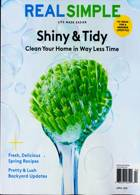 Real Simple Magazine Issue APR 21