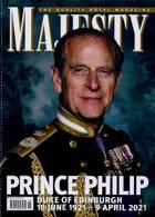 Majesty Magazine Issue MAY 21