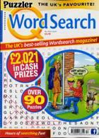 Puzzler Q Wordsearch Magazine Issue NO 553