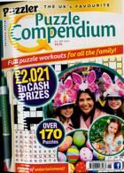 Puzzler Q Puzzler Compendium Magazine Issue NO 346