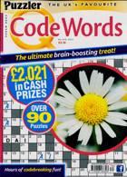 Puzzler Q Code Words Magazine Issue NO 470