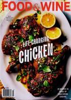 Food & Wine Usa Magazine Issue 03