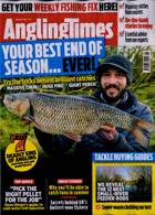 Angling Times Magazine Issue 23/02/2021