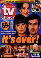 Tv Choice England Magazine Issue NO 9