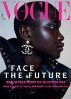 Vogue German Magazine Issue NO 3