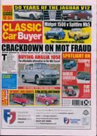 Classic Car Buyer Magazine Issue 05/05/2021