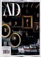 Architectural Digest Italian Magazine Issue NO 472