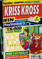 Puzzler Kriss Kross Magazine Issue NO 246