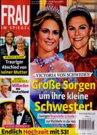 Frau Im Spiegel Weekly Magazine Issue 08