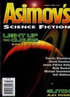 Asimov Sci Fi Magazine Issue MAR/APR