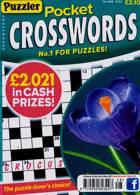 Puzzler Pocket Crosswords Magazine Issue NO 448