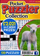 Puzzler Pocket Puzzler Coll Magazine Issue NO 103
