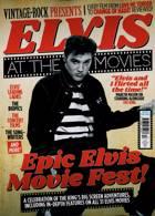 Vintage Rock Presents Magazine Issue ELVIS