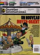 Courrier International Magazine Issue NO 1587