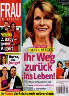 Frau Im Spiegel Weekly Magazine Issue NO 9