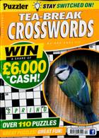 Puzzler Tea Break Crosswords Magazine Issue NO 304