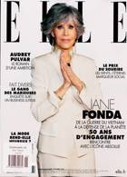 Elle French Weekly Magazine Issue NO 3926