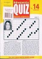 Domenica Quiz Magazine Issue NO 14