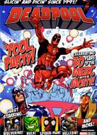 Deadpool Pool Party Magazine Issue 05