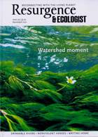 Resurgence And Ecologist Magazine Issue MAR-APR